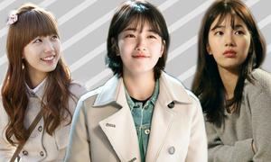 Loạt kiểu tóc xinh yêu được Suzy lăng xê qua các bộ phim
