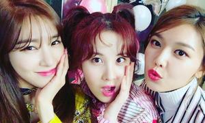 3 thành viên SNSD rời SM, ngay lập tức xóa tên nhóm