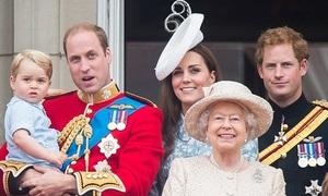 Những bí mật trong chuyện ăn uống của gia đình Hoàng gia Anh