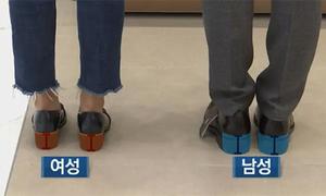 Sự thật bất ngờ: Nam giới Hàn đi giày cao gót còn nhiều hơn phái đẹp