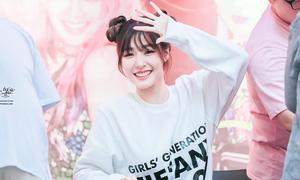 Tiffany viết gì trên blog khi lần đầu tiên biết mình debut cùng SNSD?
