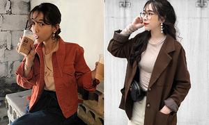 3 kiểu áo khoác 'ai mặc cũng đẹp' mốt nhất thu 2017