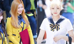 Nhờ các idol Hàn, đồng phục của 4 ngôi trường này đình đám khắp châu Á