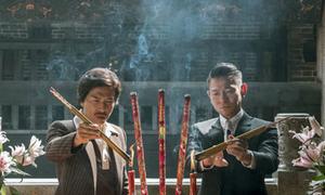 Lưu Đức Hoa, Chân Tử Đan hóa hai tên trùm ác độc nhất Hong Kong