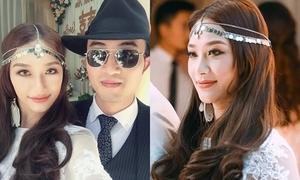 Cận cảnh nhan sắc vợ sắp cưới của Trần Tú 'Người phán xử'