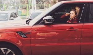 5 sao nữ Kpop sở hữu xế đẹp và cá tính