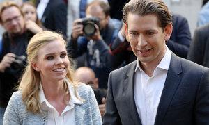 Cô gái 'may mắn' và mối tình 13 năm cùng tân thủ tướng trẻ nhất nước Áo