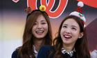 Những cặp idol 'da ngăm - da trắng' có sở thích chụp ảnh chung