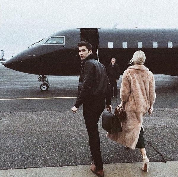 Những bức ảnh phong cách Rich Kids of Instagram hay Luxury Kids of Instagram.