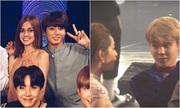 Những lần ứng xử tinh tế với idol nữ của BTS