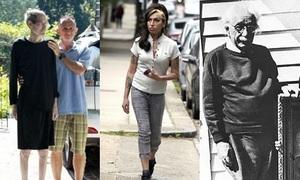 Những bức ảnh ít ai biết của những người nổi tiếng trên thế giới