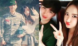 Những idol Kpop có em trai 'thường dân' đẹp không kém anh chị