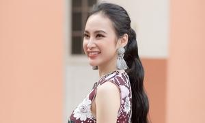 Angela Phương Trinh tiết lộ bạn trai phải chất và đàn ông như Hữu Vi
