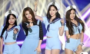 Hé lộ tiết mục đặc biệt T-ara chiêu đãi fan tại Việt Nam
