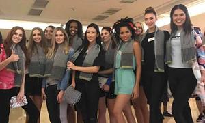 Sao Việt 26/10: Mỹ Linh tặng khăn cho bạn bè Miss World, Tiên Tiên khoe mẹ