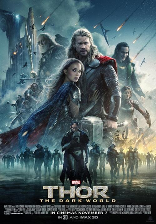 Poster Thor The Dark World