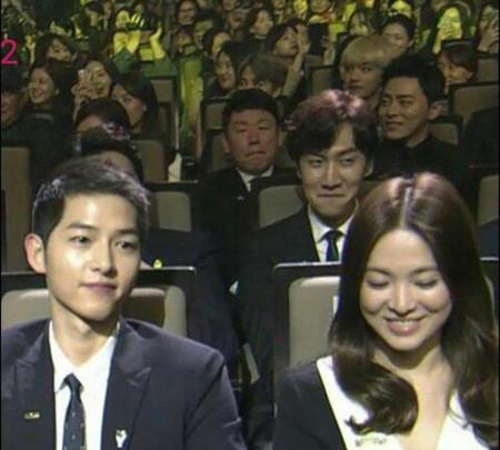 Trong đám cưới của Song  Song, Kwang Soo là cái tên được quan tâm nhất.