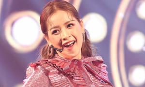Vừa debut chính thức trên sân khấu, Chi Pu đã bị nghi ngờ hát nhép