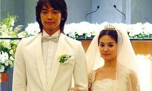 Những khoảnh khắc diện váy cưới nổi tiếng nhất của Song Hye Kyo