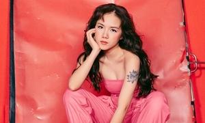 Hot girl Phương Ly tái xuất xinh đẹp trong MV mới