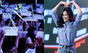 Đông Nhi trần tình về 'cuộc chiến ngầm' giữa các fanclub với nhau
