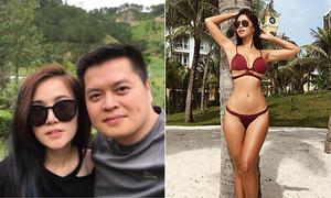 Sao Việt 30/10: Bà Tưng công khai bạn trai, Hà Anh khoe body tuyệt mỹ