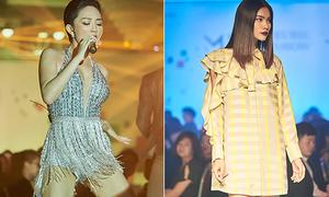 Quán quân VNTM 2017 đẹp không kém mẫu Tây sau đăng quang