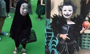 Cô bé 'ma Vô Diện' trở lại 'lợi hại' sau một năm nổi tiếng