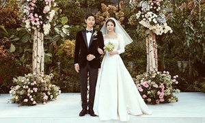 Ca khúc khiến cả lễ đường đám cưới Song - Song xúc động