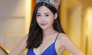 Tân Hoa hậu Đại dương: 'Sẽ công khai giám định chứng minh sắc đẹp tự nhiên'
