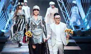 3 người mẫu Việt catwalk uyển chuyển nổi bật hơn mẫu Tây
