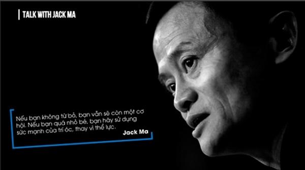 Tỷ phú Jack Ma luôn bày tỏ sự quan tâm, hứng thú với những người trẻ trên toàn thế giới bằng những lời khuyên bổ ích, thiết thực và đầy cảm hứng