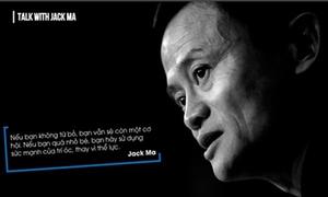 Tặng 200 vé 'Đối thoại cùng Jack Ma' cho học sinh, sinh viên