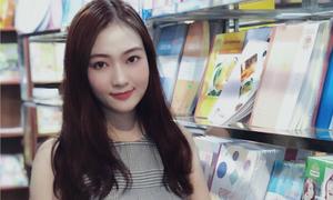 Hot girl Quảng Bình: Xinh, học giỏi và mê Kpop