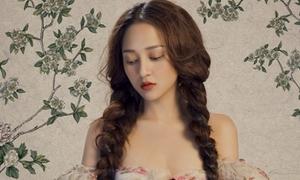 Bảo Anh hát 'sống xa anh chẳng dễ dàng' sau chia tay