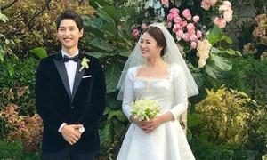 4 điều thú vị mới được bật mí về đám cưới Song - Song