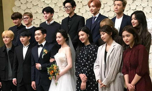 4 đám cưới quy tụ dàn sao như lễ trao giải