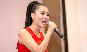 Thu Minh nhận xét về hot girl đi hát