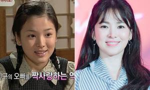 Song Hye Kyo 'không chịu già' sau 20 năm trong showbiz