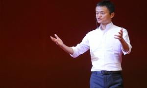 Jack Ma chúc giới trẻ Việt Nam không bao giờ bỏ cuộc