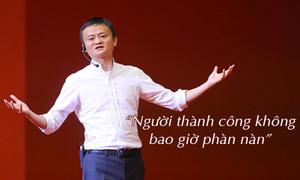 Những câu nói truyền cảm hứng của Jack Ma tại Việt Nam