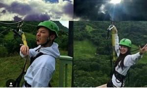 G-Dragon lộ 'bằng chứng hẹn hò' với cựu thành viên After School