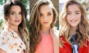 3 hot girl U15 hút fan nhất mạng xã hội thế giới