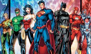 Ba điều khiến fan chờ đợi ở bom tấn siêu anh hùng 'Justice League'