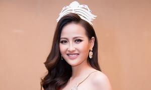 Khánh Ngân: 'Tôi tốn khoảng 200 triệu đồng khi thi Hoa hậu Hoàn cầu'