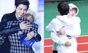 8 idol nam là 'thánh quan hệ rộng' trong các nhóm nhạc Hàn