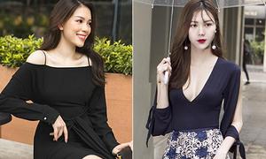 Hai hot girl Hà thành vừa xinh vừa giỏi 'đáng gờm' nhất The Look