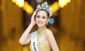 Vẻ đẹp rực rỡ của Hoa hậu Quốc tế Lào