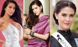 Ba đại diện Đông Nam Á 'đấu' Nguyễn Thị Loan tại Miss Universe 2017