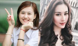 Sau 8 năm, nhan sắc hot girl Hà Lade ngày càng khác lạ